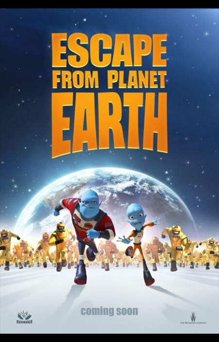 Escape from Planet Earth (9 Janvier 2014)