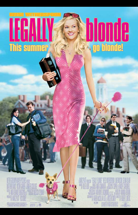 Legally Blonde [1] (8 Janvier 2014)