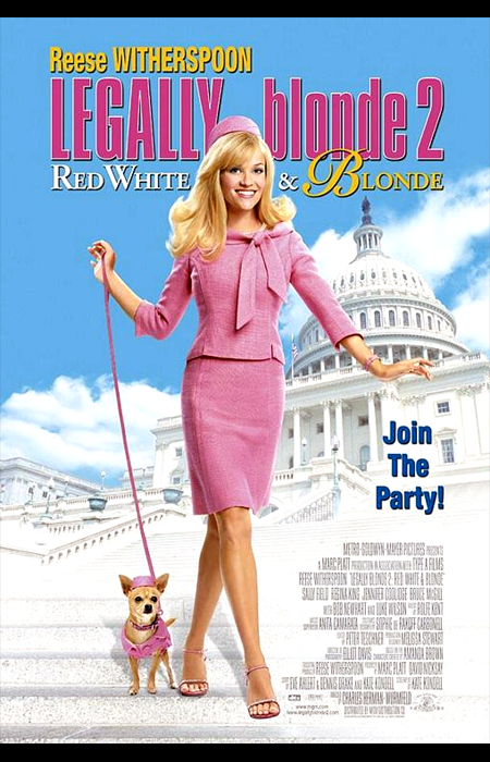 Legally Blonde [2] (12 Janvier 2014)