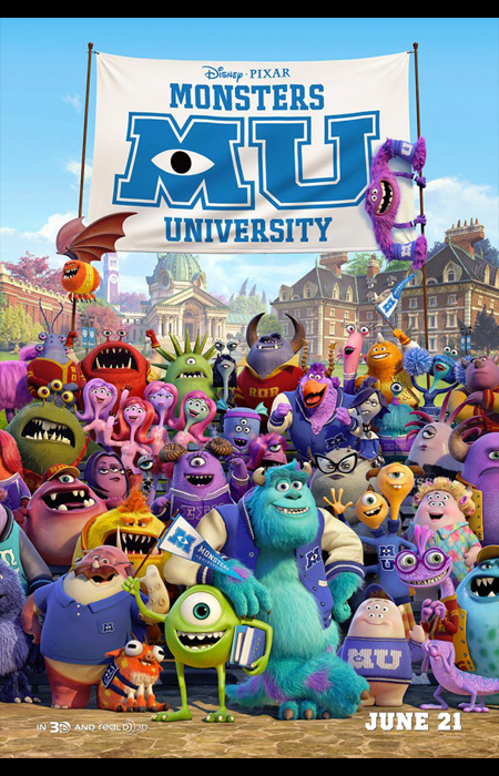 Monsters University (3 Janvier 2014)
