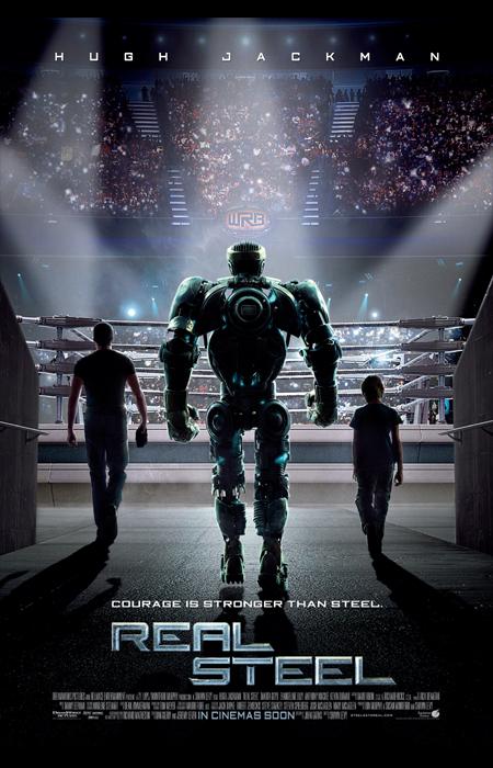 Real Steel (20 Janvier 2014)