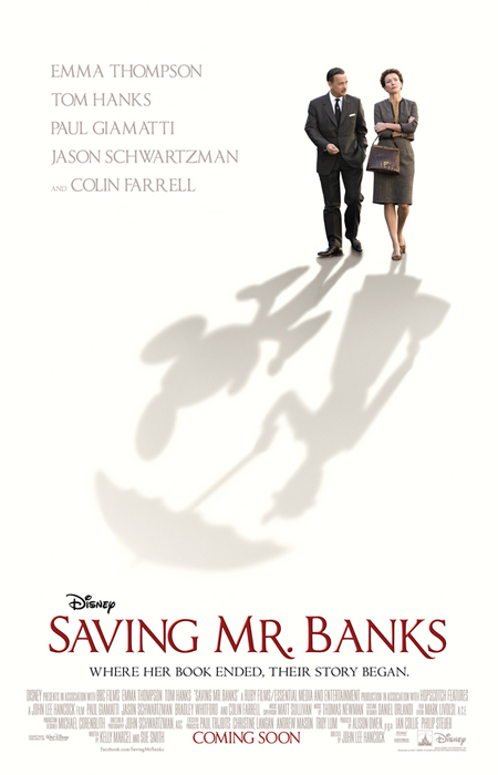 Saving Mr. Banks (5 Janvier 2014)