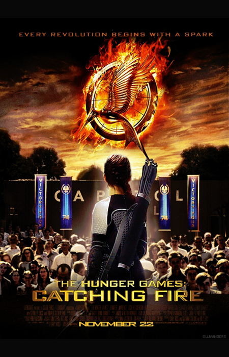 The Hunger Games [2] Catching Fire (28 Janvier 2014)