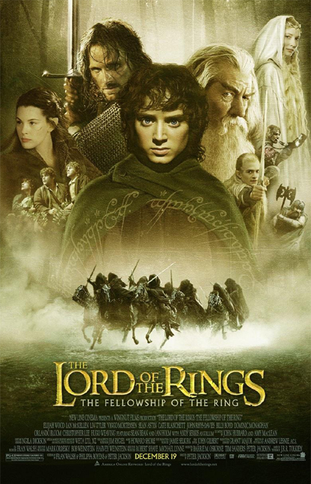 The Lord of the Rings [1] The Fellowship of the Ring (31 décembre 2013 – 2 Janvier 2014)