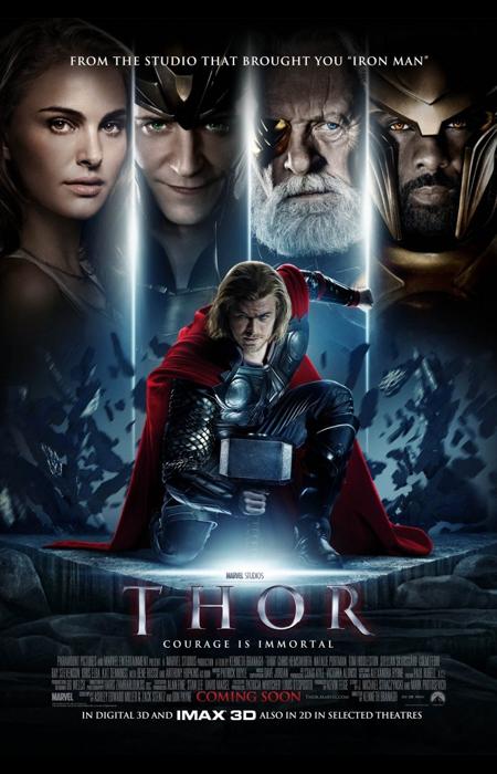 Thor [1] (2 Janvier 2014)