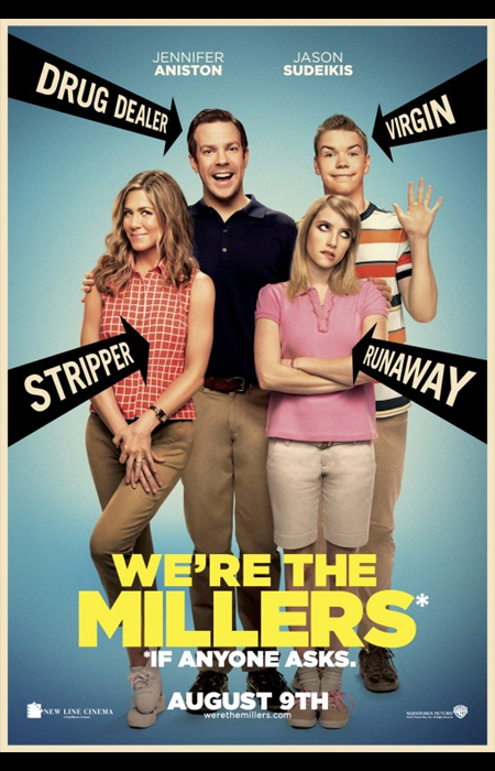 We're the Millers (6 Janvier 2014)