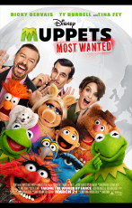 Muppets Most Wanted (17 Août 2014)