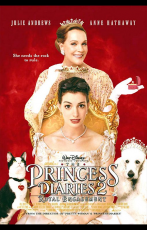The Princess Diaries [2] (21 Août 2014)