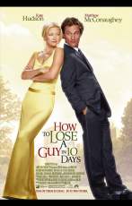 How to Lose a Guy in 10 Days (14 – 19 Novembre 2014)