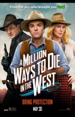 A Million Ways to Die in the West (19 Décembre 2014)