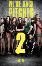 Pitch Perfect [2] (9 Juin 2015)