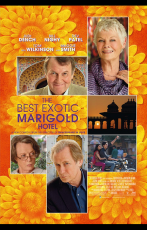 The Best Exotic Marigold Hotel (24 Juillet 2015)
