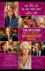 The Second Best Exotic Marigold Hotel (24 Juillet 2015)