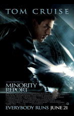 Minority Report (23 Septembre 2015)