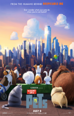The Secret Life of Pets [1] (6 Novembre 2016)