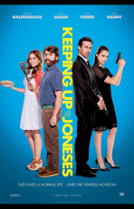 Keeping Up with the Joneses (14 Février 2017)