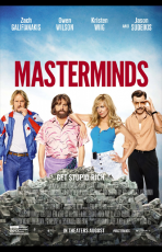 Masterminds (5 Février 2017)