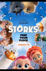 Storks (4 Mars 2017)