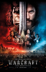Warcraft [1] The Beginning  (5 Mars 2017)