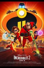 Incredibles 2 (3 Mars 2019)