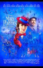 Mary Poppins Returns (8 Mars 2019)